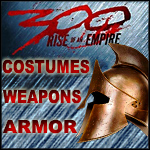 300 Movie Rise of an Empire Products