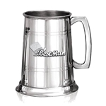 Best Man Badge One Pint Pewter Tankard