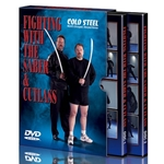 Fighting With the Saber and Cutlass DVD 26-801172