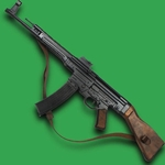 German WWII STG 44 Assault Rifle With Sling Non Firing 26-804003