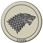 House Stark Embroidered Patch  286-21-114