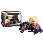 Daenerys And Drogon Funko Pop Rides Vinyl Figure