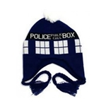 Doctor Who TARDIS Laplander Hat