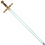 Marto Masonic Sword Gold and Silver M775