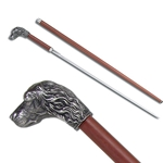 Hanwei Bird Dog Sword Cane by Paul Chen