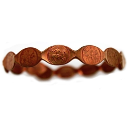 Dothraki Copper Full Armband